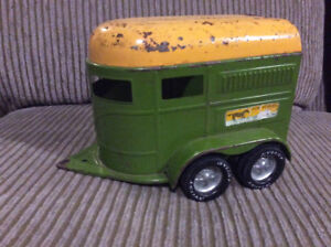 Nylint Toys horse trailer from 1960's