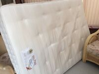 Double bed mattress Free of charge