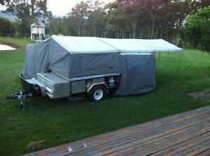 Ezytrail Camper Trailer Fully setup with heaps of extras Wangi Wangi Lake Macquarie Area Preview