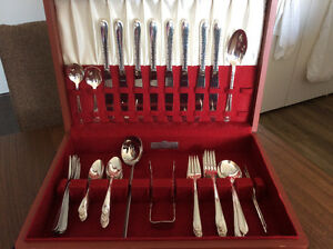 Coutellerie Rogers & sons (silver plated)