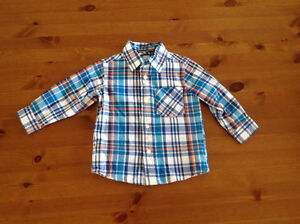 18-24 Months Boy Shirt