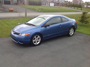 2007 Honda Civic DXG Coupe (2 door)