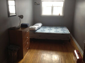 Two Upstairs, Furnished Rooms For Rent- Avalon Mall Area