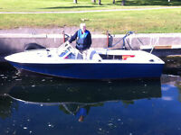 Negotiable 1972 Chris Craft Lancer for sale trailer included