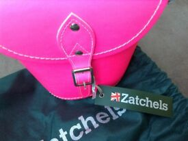 Brand New Zatchels Bucket Bag
