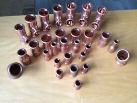 Xpress pipe fittings new fron 15 mm to 35 mm