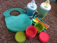 Baby toddler feeding bundle