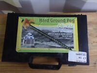 Hard Rock Tent Pegs Heavy Duty