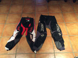 Fox dirtbiking pants