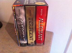 Divergent hard cover series