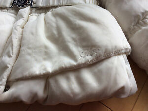 GEOX girls cream down filled jacked size 24 mths London Ontario image 4