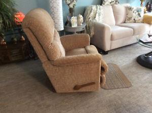 Swivel Rocker Easy Chair