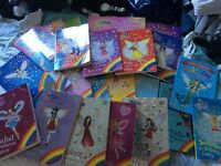 Large lot of Rainbow Magic books - title in description