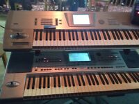 KORG TRINITY W 4 N T E D Dead or alive ! !