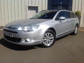 Citroen C5 1.6HDi VTR+ NAV , 2010 REG CAR, FSH, STUNNING CONDITION THROUGHOUT