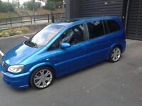 Vauxhall/Opel Zafira 2.0i 16v Turbo 2004 5MY GSi