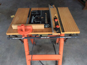 Portable Router and or Saw table