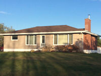 Only 15 minutes to Moncton greenbelt large lot completely finish