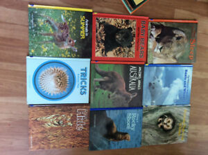 National Geographic Books SET OF 54