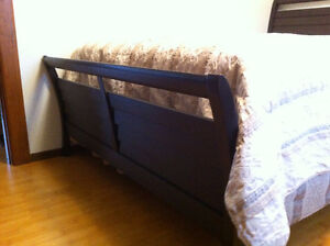 Solid Wood Suite and Matress Queen Strathcona County Edmonton Area image 4