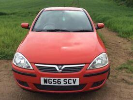 Vauxhall corsa 1.0L