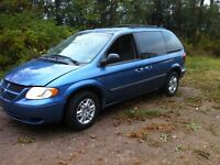 2007 Dodge Caravan 173,000kms CERTIFIED & ETESTED