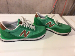 New Balance 501 Green Running Shoes / sneakers (Womens)