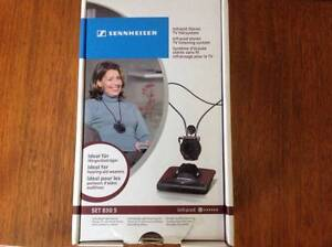 Sennheiser hearing aid system Idea for hearing aid wearers Burwood East Whitehorse Area Preview