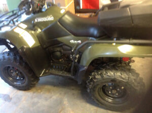 Suzuki 500 King Quad - Low Hours/KLMs
