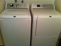 Maytag® 5.2 cu. ft. I.E.C. Bravos XL® HE Top Load washer/dryer