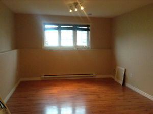 Basement apartment for rent.