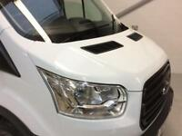 FORD TRANSIT LWB HIGH ROOF 67,000 125BHP 2.2TDCi RWD T350 L3H3 LONG WHEELBASE
