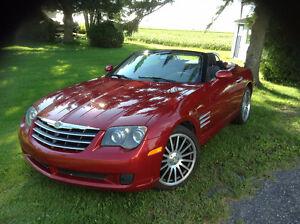 2005 Chrysler Crossfire Full Cabriolet