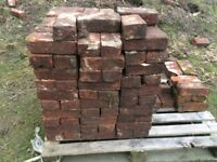 ORIGINAL HANDMADE NORFOLK VICTORIAN BRICKS - 100
