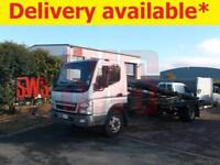 2006 Mitsubishi Canter 75 7C14 3.9 Twin deck Recovery
