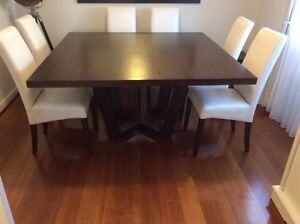 Square Solid Dining Table (excluding chairs) Mount Waverley Monash Area Preview