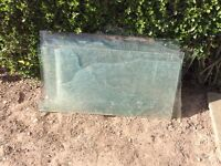 FREE to collect - glass sheets