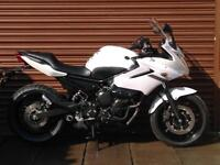 Yamaha XJ6 S Diversion Only 9745miles. Nationwide Delivery Available.