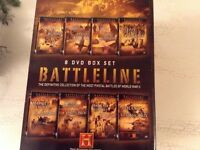 As new battleline DVD set