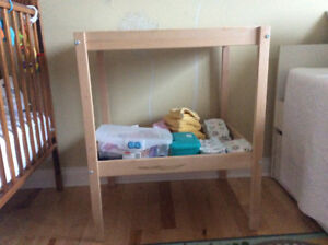 Changing table  -  Table a langer