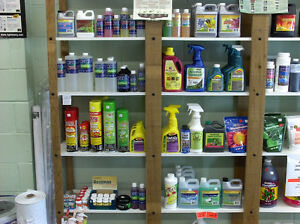 Complete Inventory, Sales Counter & Shelving  of Store 4 Sale