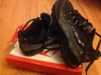 Nike air max boys shoes size uk 12 black airmax