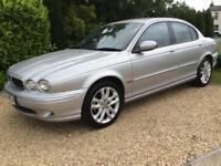 2003 Jaguar X-TYPE 2.5 V6 Sport 54,000 Miles Excellent Condition FSH