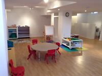Innisfil/Alcona Childcare Center- FT/PT spaces ages 18m-4yrs