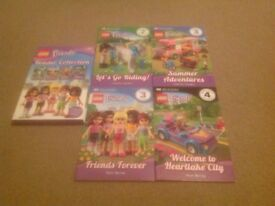 Lego Friends Book Collection