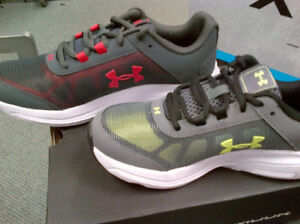 Brand New Under Armour Kids Shoes