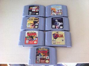 Nintendo 64 Games (N64)