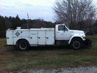 FOR SALE: 1997 Ford F-800