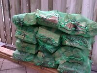 Bagged Firewood (Spring Special)