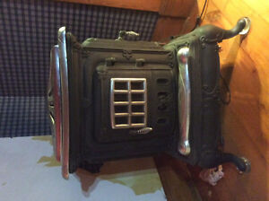 Beautiful antique wood stove